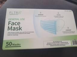 Título do anúncio: Máscara descartável cirúrgica