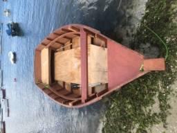 Barco Batera novo