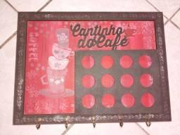 Porta cápsulas cantinho do cafe
