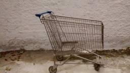 carrinho de supermercado grande