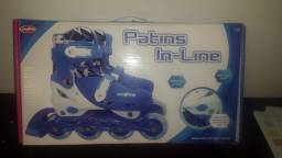 Patins in-line 39 ao 42