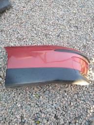 Ponteira do para-choque traseiro lado esquerdo Marea weekend 2000