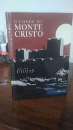Livro- O CONDE DE MONTE CRISTO