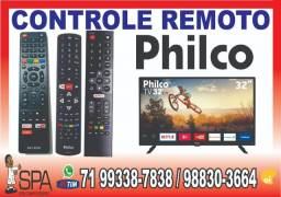 Controle Tv Philco PH28N91D Teclas Netflix e Youtube