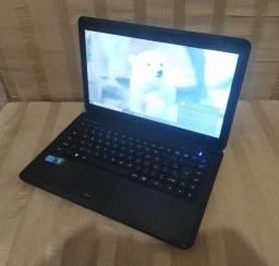 Notebook i3-3110M, 4GB, HD 500GB