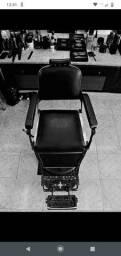 Título do anúncio: Cadeira de barbeiro ferrante