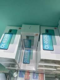 Note 10 128GB/6GB ram lacrados originais versão Global