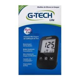 Aparelho de glicemia G-tech