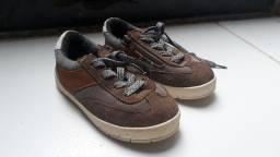 Sapato infantil tam 25
