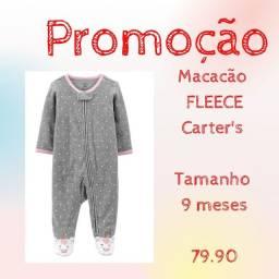 Título do anúncio: Macacao Carter's fleece