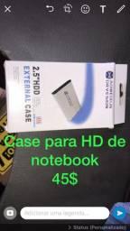 Case pra HD de Not  45$