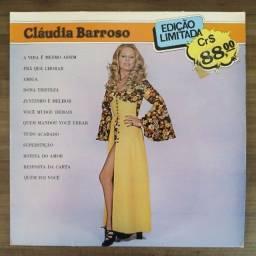 LP Disco De Vinil Claudia Barroso (1979)