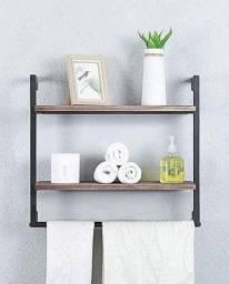 Título do anúncio: Prateleira para banheiro estilo industrial