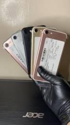 iPhones 7 32gb (12x sem juros)