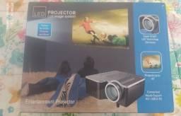 Título do anúncio:  LED Projetor