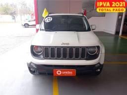 Título do anúncio: Jeep Renegade Longitude 4x2 1.8 Flex Automático 2020