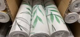 Título do anúncio: Folhagem papel AutoColante novo modelo parede