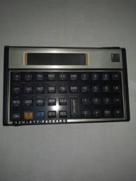 Título do anúncio: Calculadora HP-12C Gold
