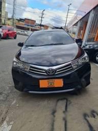 Corolla Xei 2.0 2018/2019 Completo GNV Preto