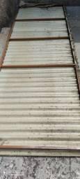 Título do anúncio: Um telhado para varanda com 03 Telha Ondulada