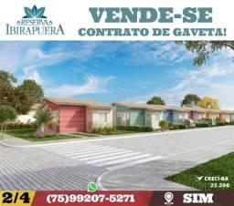 Reserva Ibirapuera-Contrato de Gaveta-Bairro Sim-Feira de Santana-Ba.