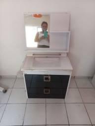 Título do anúncio: Gabinete completo com espelho novo