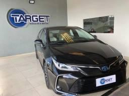 Corolla Altis 2020 Híbrido Premium 1.8 Hybrid / Somente  17mil km / Preço especial
