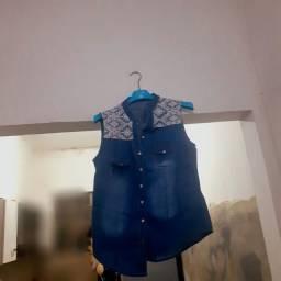 Título do anúncio: Casaco jeans