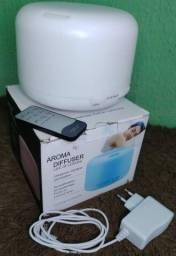 Aromatizador e Umidificador 500ml 180$ Entregamos