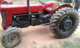 Trator massey fergusson 65x motor perkins 4cc