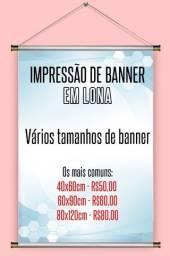Banner lona