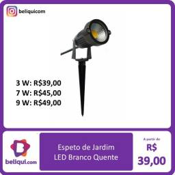Título do anúncio: Spot LED Espeto para Jardim 3W | Branco Quente