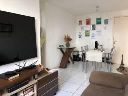 Apartamento para venda com 48 metros quadrados com 2 quartos em Antares - Maceió - AL