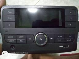Rádio original do kwid zen 19/20