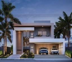 Casas Personalizadas em condomínio ,385mil