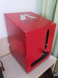 Máquina RIMAQ e estamparia COMPACTA PRINT
