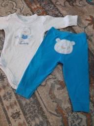 Título do anúncio: Roupas de bebê