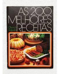 Título do anúncio: As 200 Melhores Receitas Livro de Culinária