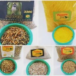 Kit Essencial Coleiro Pássaro Shop