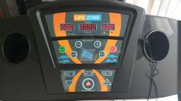 Esteira Ergométrica Nova - Life Zone TOP