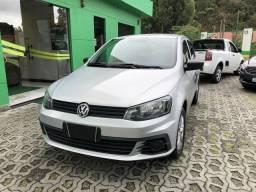 Volkswagen Gol Trendline 1.6 Completo Prata 2018