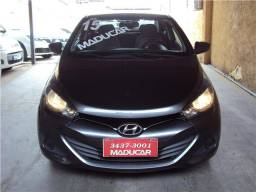 Hyundai Hb20s 1.6 comfort plus 16v flex 4p manual - 2015