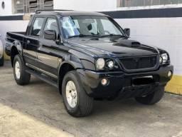 L200 HPE 4x4 Diesel Aut 2006 Completa!!! Muito nova!! - 2006