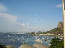 Apartamento à venda com 3 dormitórios em Botafogo, Rio de janeiro cod:836055