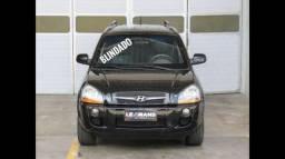 Hyundai Tucson 2.0 Flex Aut. Blindado - 2010 - 2010