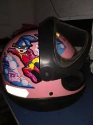 Tenho esses 3 capacetes Taurus