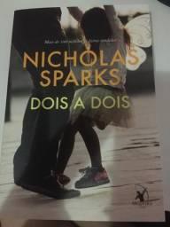 Livro Nicholas Sparks