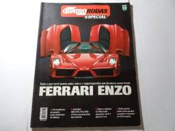 Quatro Rodas Especial Ferrari Enzo