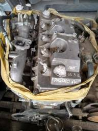 Motor pagero Full 3.2 2010 diesel parcial c baixa