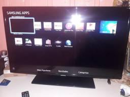 Tv de led Samsung smart 3D 40 polegadas com óculos e controle